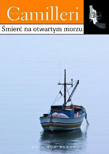 Okładka książki Śmierć na otwartym morzu