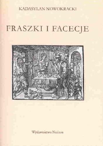 Okładka książki Fraszki i facecje