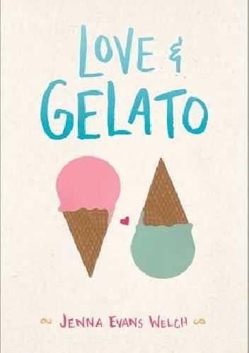Okładka książki Love & Gelato