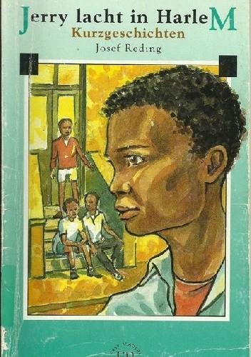 Okładka książki Jerry lacht in Harlem
