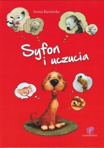 Okładka książki Syfon i uczucia