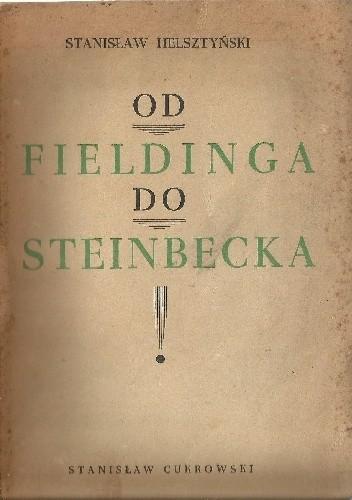 Okładka książki Od Fieldinga do Steinbecka