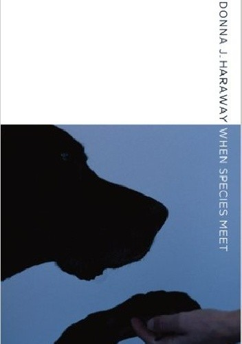 Okładka książki When Species Meet