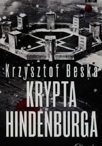 Okładka książki Krypta Hindenburga