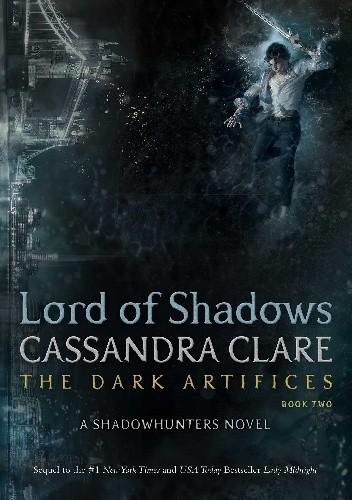 Okładka książki Lord of Shadows