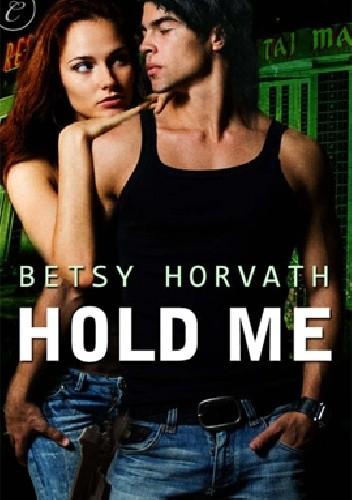 Okładka książki Hold Me