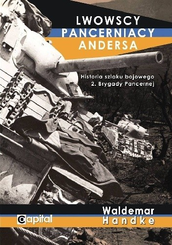 Okładka książki Lwowscy pancerniacy Andersa