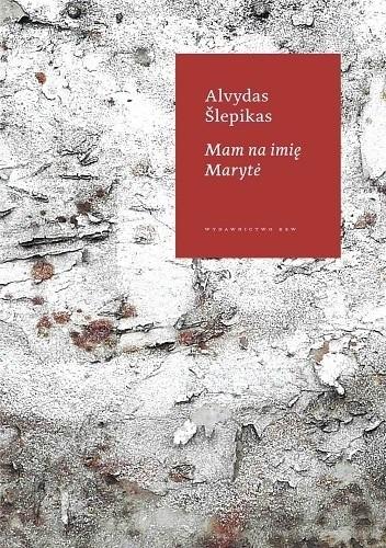 Okładka książki Mam na imię Marytė