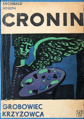 Okładka książki Grobowiec krzyżowca