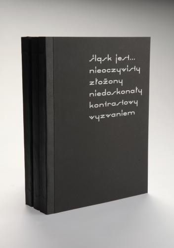 Okładka książki Nowi Ślązacy. Miasto, dizajn, tożsamość