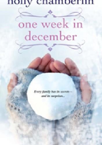 Okładka książki One Week In December