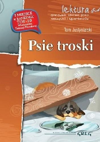Okładka książki Psie troski