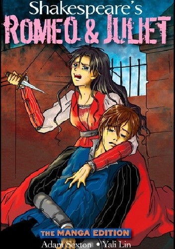 Okładka książki Shakespeare's Romeo and Juliet: The Manga Edition