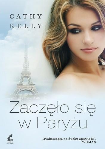 Okładka książki Zaczęło się w Paryżu