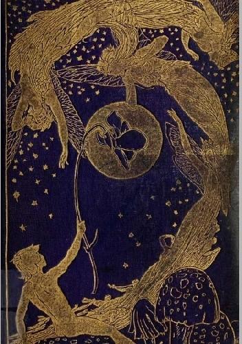 Okładka książki The Violet Fairy Book