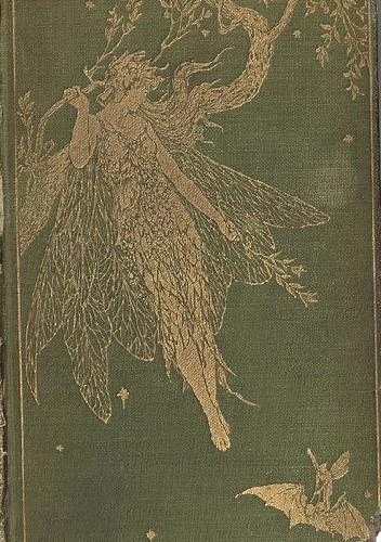 Okładka książki The Olive Fairy Book
