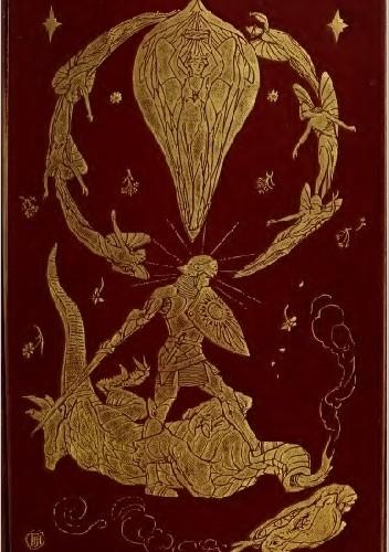 Okładka książki The Crimson Fairy Book