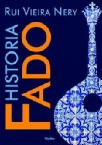 Okładka książki Historia Fado
