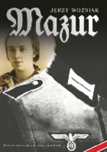 Okładka książki Mazur
