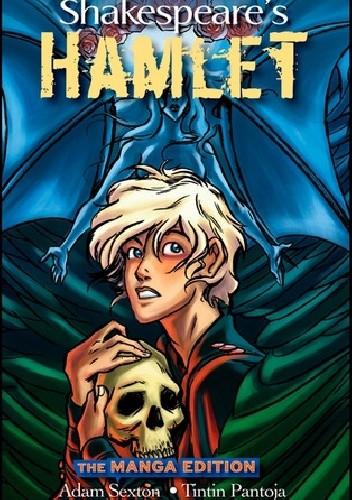 Okładka książki Shakespeare's Hamlet: The Manga Edition