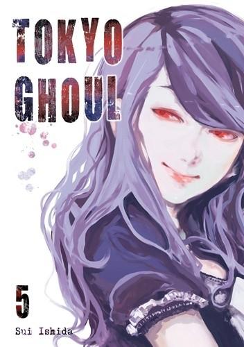 Okładka książki Tokyo Ghoul tom 5