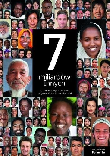 Okładka książki 7 miliardów Innych