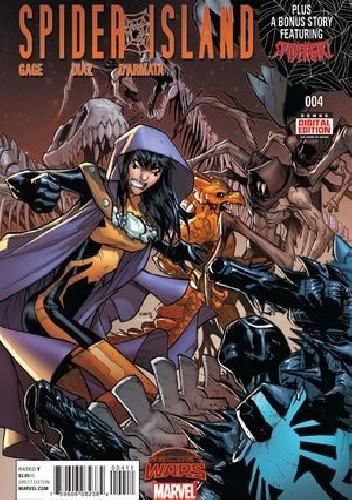 Okładka książki Spider-Island #4 - Part Four: Intelligent Design/I am the Avengers!