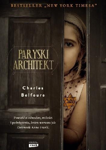 Okładka książki Paryski architekt