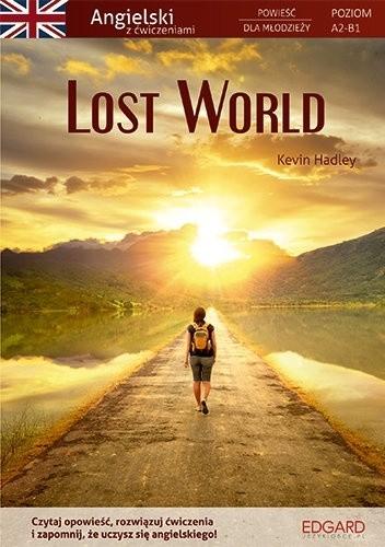 Okładka książki Lost World Angielski z ćwiczeniami