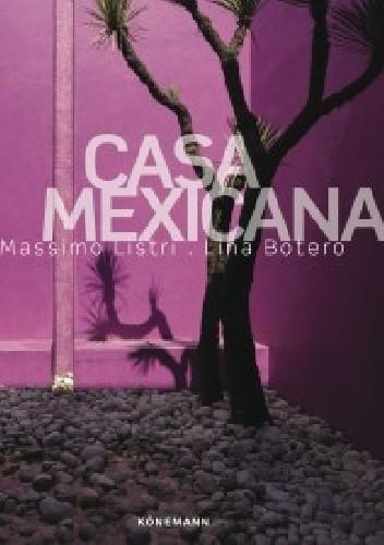 Okładka książki Casa Mexicana