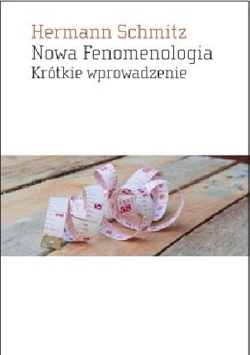 Okładka książki Nowa Fenomenologia