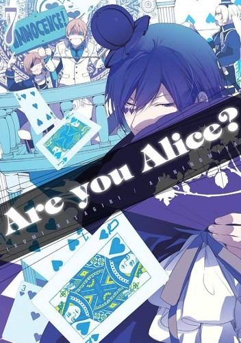 Okładka książki Are You Alice? tom 7