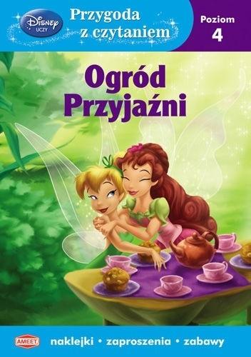 Okładka książki Ogród przyjaźni
