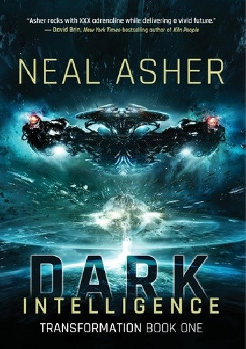 Okładka książki Dark Intelligence