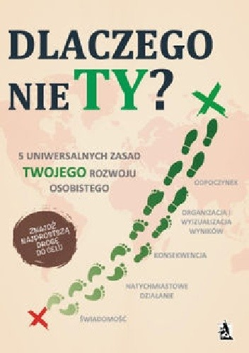 Okładka książki Dlaczego nie TY