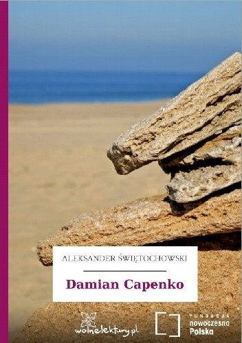 Okładka książki Damian Capenko