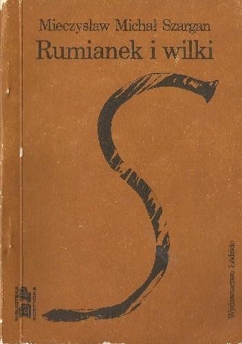 Okładka książki Rumianek i wilki