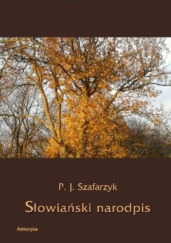 Okładka książki Słowiański narodpis