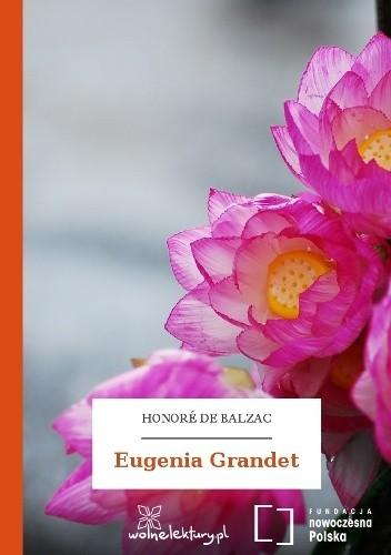Okładka książki Eugenia Grandet