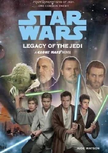 Okładka książki Legacy of the Jedi