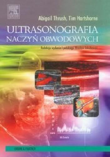 Okładka książki Ultrasonografia naczyń obwodowych