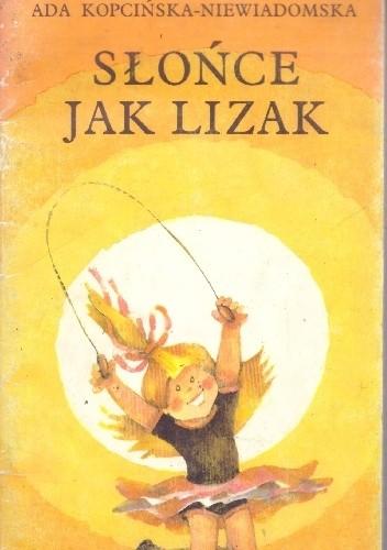 Okładka książki Słońce jak lizak