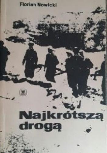 Okładka książki Najkrótsza droga