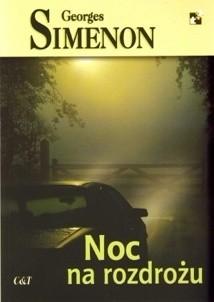 Okładka książki Noc na rozdrożu
