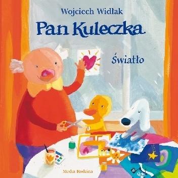 Okładka książki Pan Kuleczka. Światło