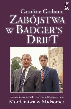 Okładka książki Zabójstwa w Badger's Drift