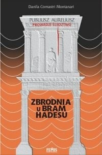 Okładka książki Zbrodnia u bram Hadesu