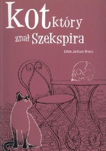 Okładka książki Kot, który znał Szekspira