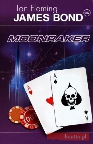 Okładka książki Moonraker