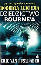 Okładka książki Dziedzictwo Bourne'a